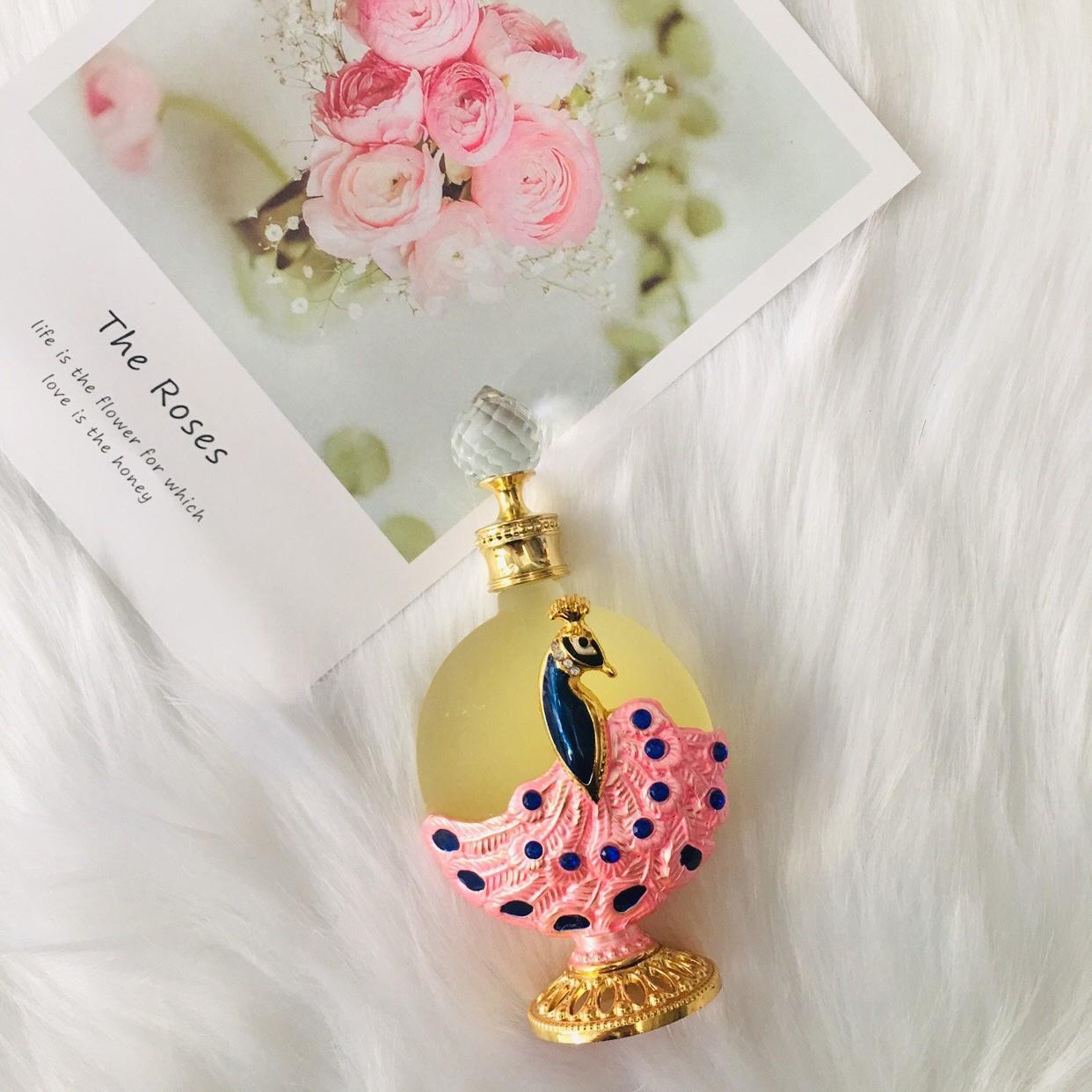 Tinh dầu nước hoa dubai phượng hoàng hồng