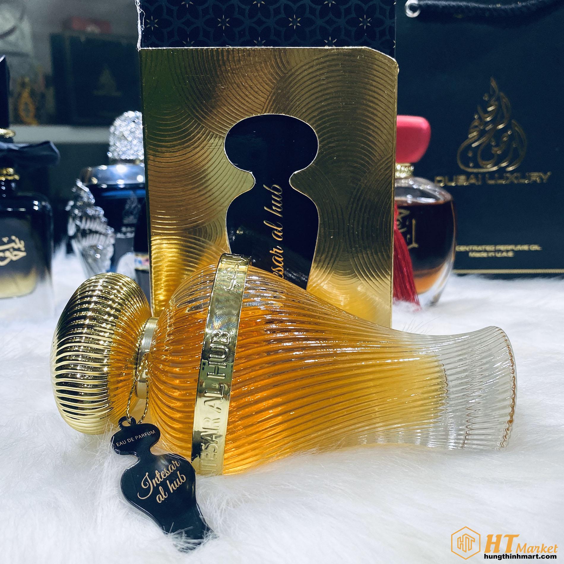 Nước hoa Dubai nữ Intesar Al Hub gợi cảm, tinh tế 100