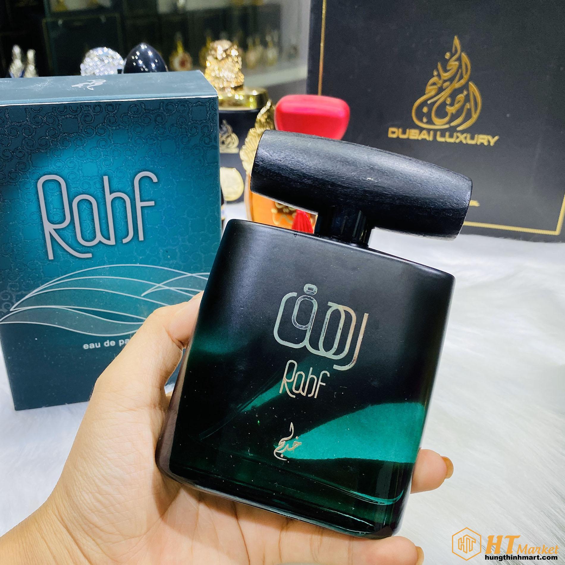 Nước hoa Dubai Unisex Rahaf năng động và quyến rũ 100ml The Perfume House