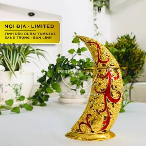 Tinh Dầu Nước Hoa Dubai Cho Nam Và Nữ Tamayaz Gold 20ml The Perfume House