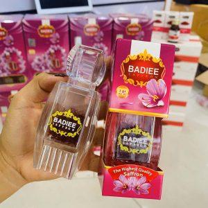 Nhụy hoa nghệ tây Saffron Badiee chính hãng hộp 1gr
