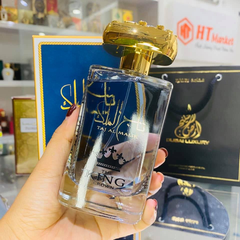 Nước hoa Dubai The King Crown 100ml thơm lâu
