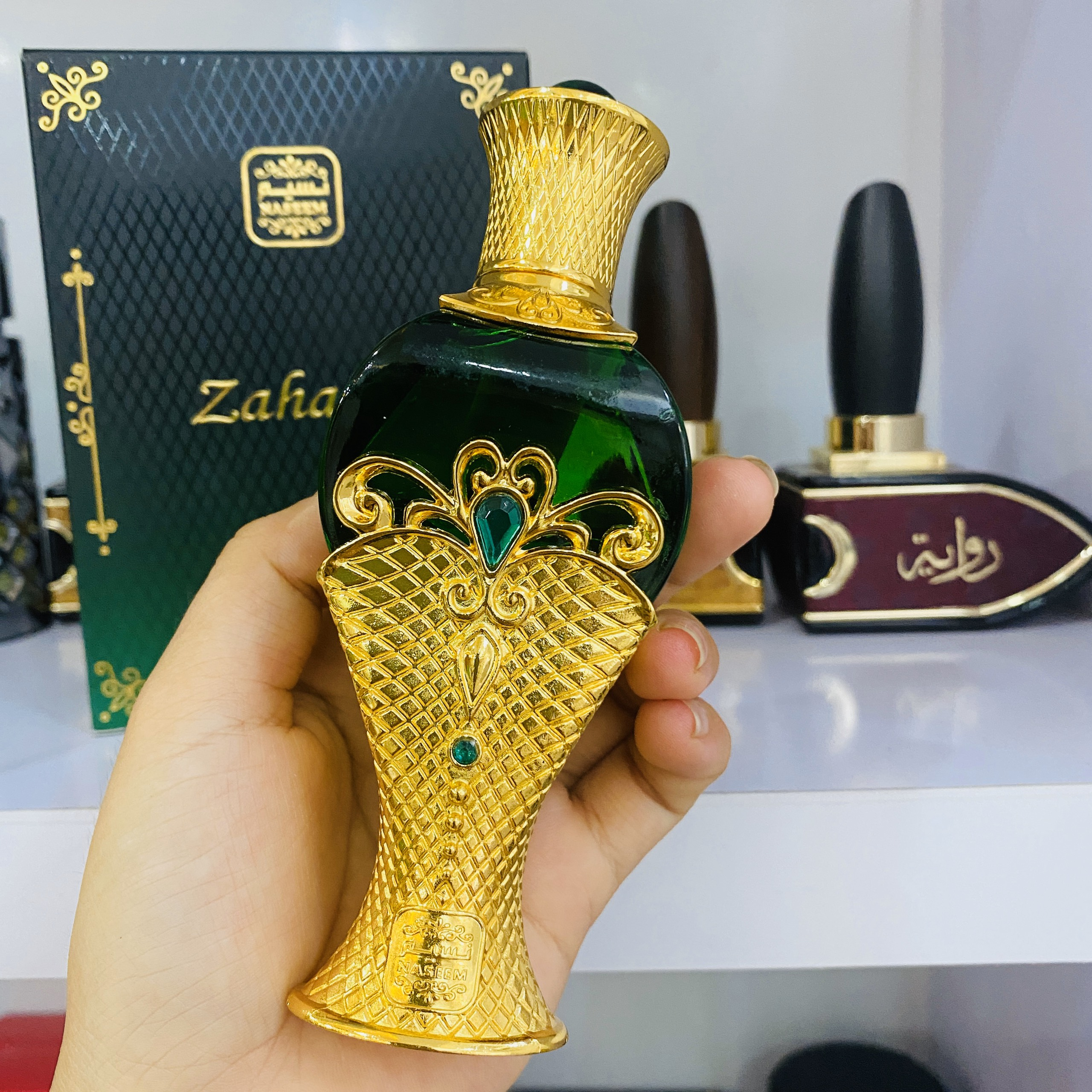 Tinh dầu nước hoa Dubai Zahabia