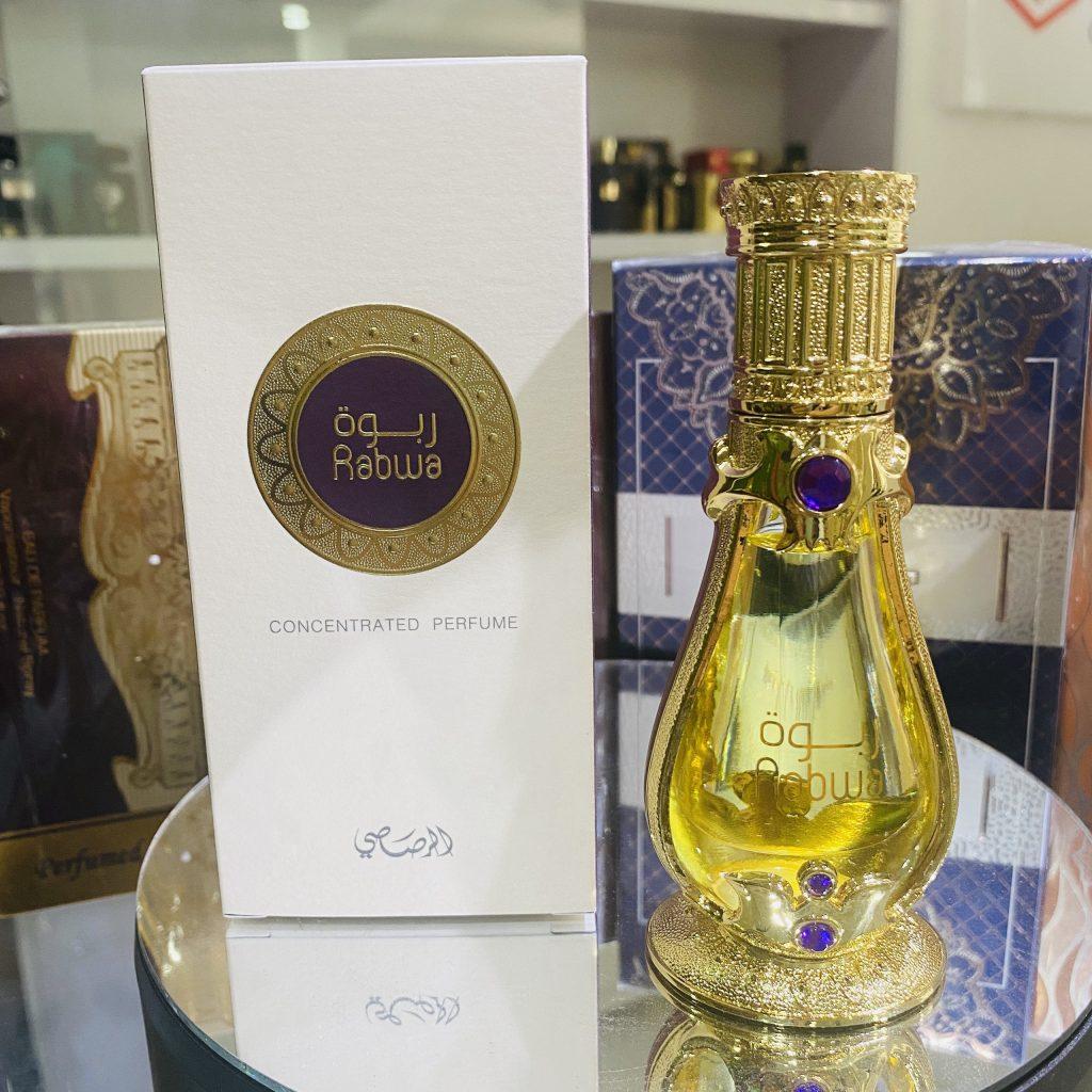 Tinh dầu nước hoa dubai Rabwa thơm dai
