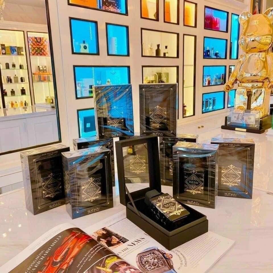 Nước hoa Dubai Lattafa Bade'e Al Oud