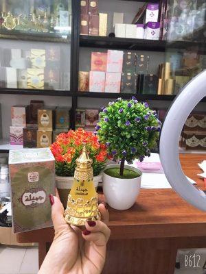 Tinh dầu nước hoa Dubai jameelah nhẹ nhàng