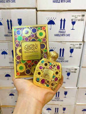 Tinh dầu nước hoa Dubai Qatarat Al  Nada sang trọng